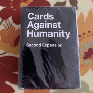 Other - ✅ SOLD ✅New Cards Against Humanity Second Edition